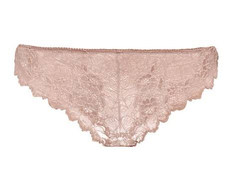 String Lace Perfection van Wacoal in de kleur Rose Mist - WE135007.