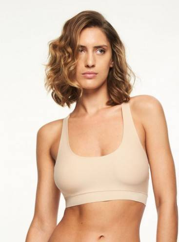Soft Stretch Bralette met Racer Back van Chantelle. - C26410.