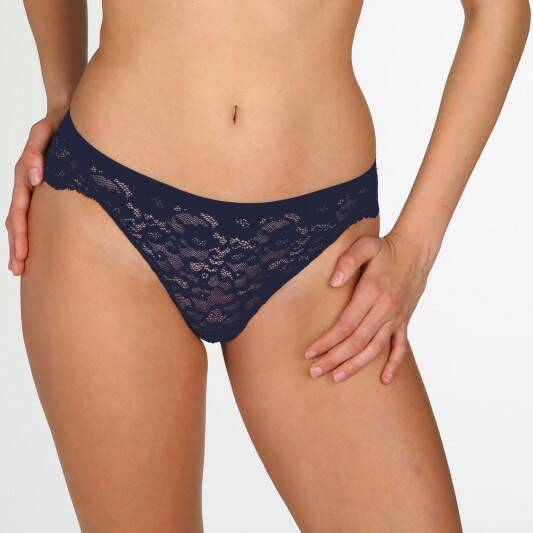 Lace Rioslip Color Studio - 052/1630 - saffier blauw
