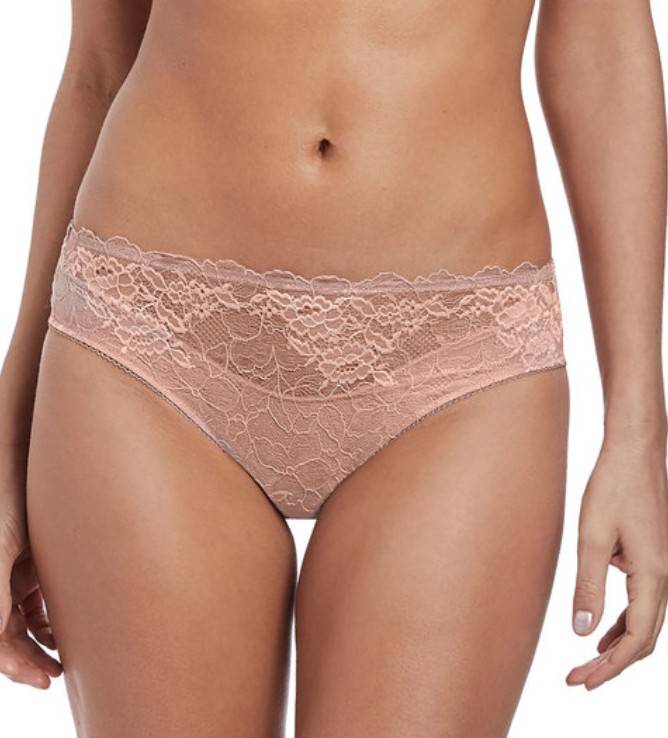 Slip Lace Perfection - WE 135005 - Rose Mist