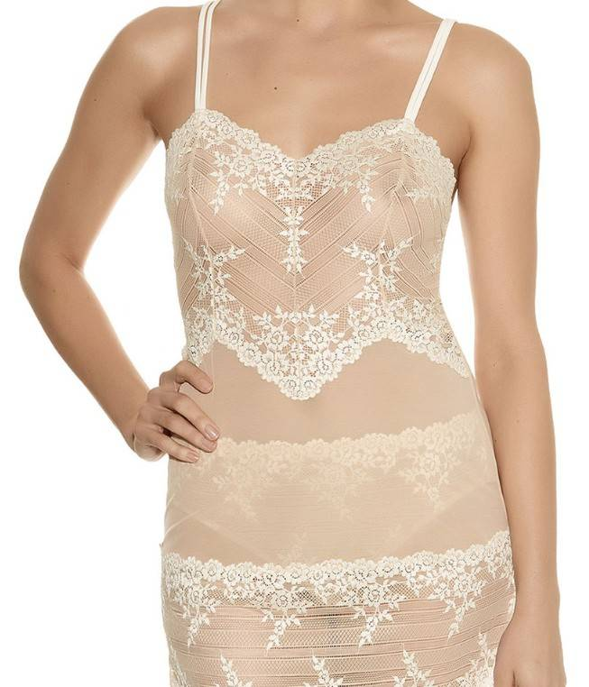 Jurkje Embrace Lace - WA 814191 -  Naturally Nude/Ivory