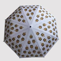 FOLDABLE UMBRELLA IMPERIAL CROWN