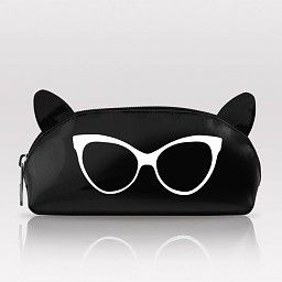 79e686a26adfc SUNGLASSES POUCH CAT EARS ASSORTED COLOURS