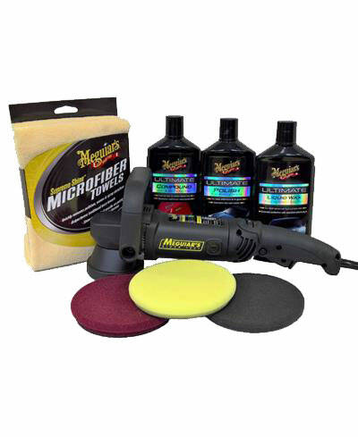 Meguiars Polijstkit Ultimate MT310