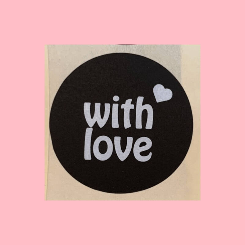 With love | Stickers