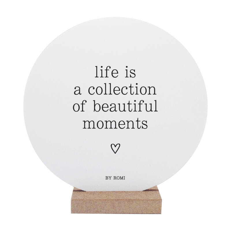 Wooncirkel | Life is a collection of beautiful moments