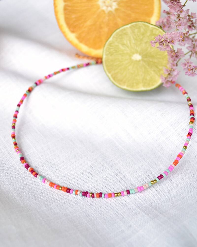 COLORFUL CANDY NECKLACE