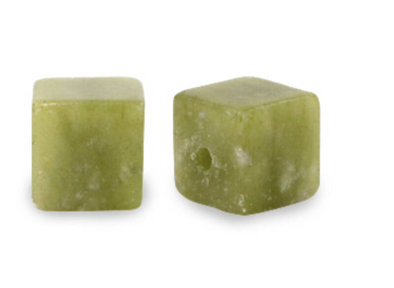 Natuursteen square olive green