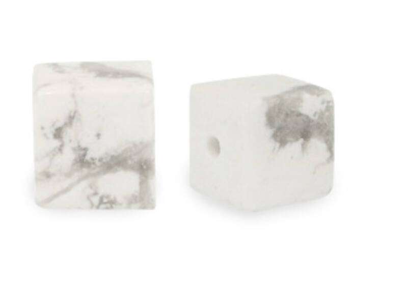Natuursteen Square 4mm Marble white