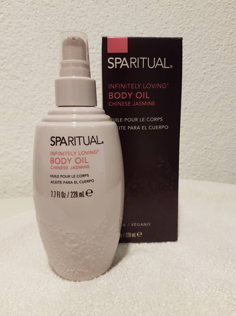 Infinetily Loving Body Oil