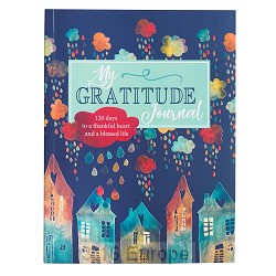 Journal Softcover - My gratitude journal