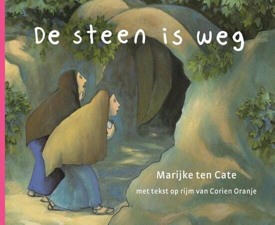 De steen is weg -Corien Oranje