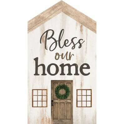 Tabletop - House Bless our home