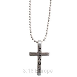Ketting - Jesus-Cross