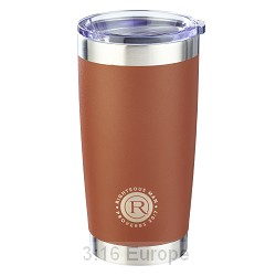 Travelmug - Stainless steel