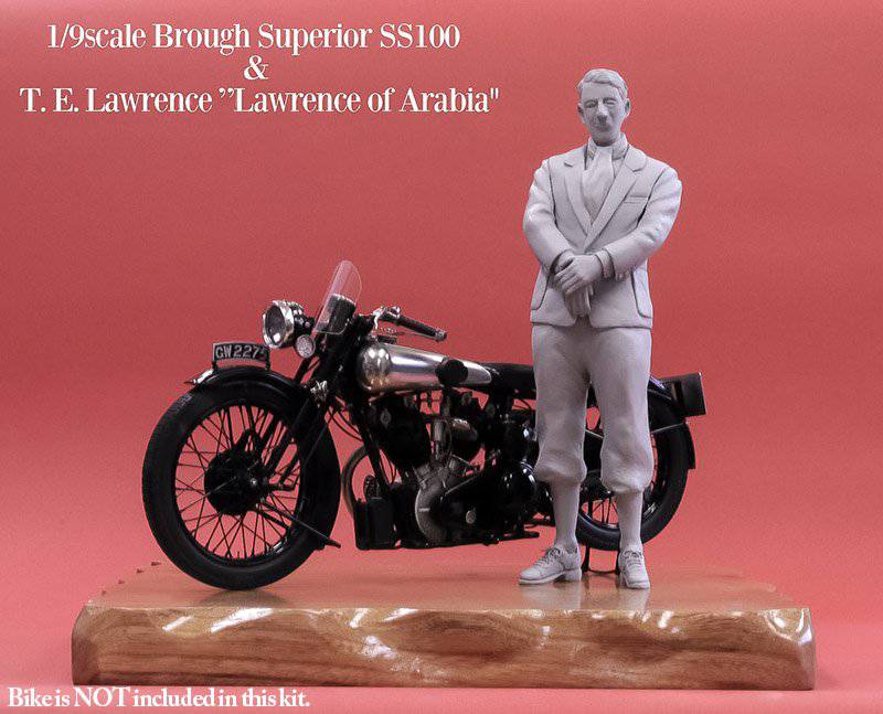 MFH Model kit P1123 Lawrence of Arabia
