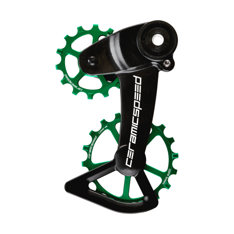 CeramicSpeed OSPW Coated Schalträdchen-System SRAM Eagle AXS - Limited Edition