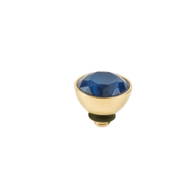 daNicci Beauty 7mm Gold Montana Blue