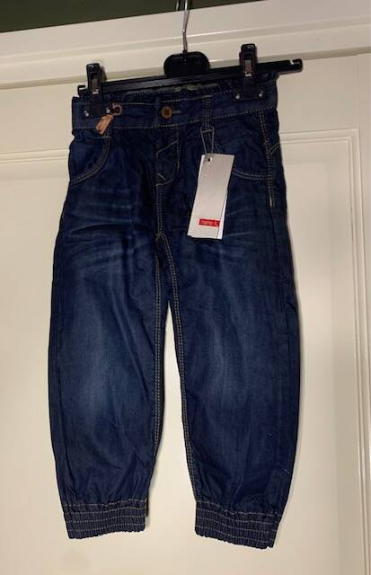 Spijkerbroek 3/4 model DENIM