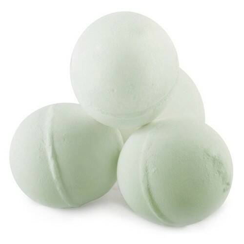 Essential Oils Bath Bombs - Rosemary & Thyme.
