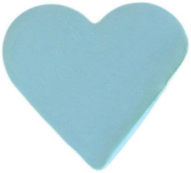 Heart Shaped Guest Soaps - Lotus Flower.
