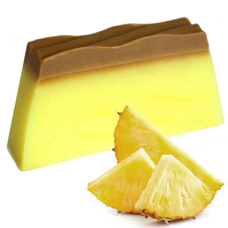 Tropical Paradise Soap - Pineapple.