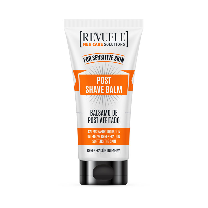 Post Shave Balm.