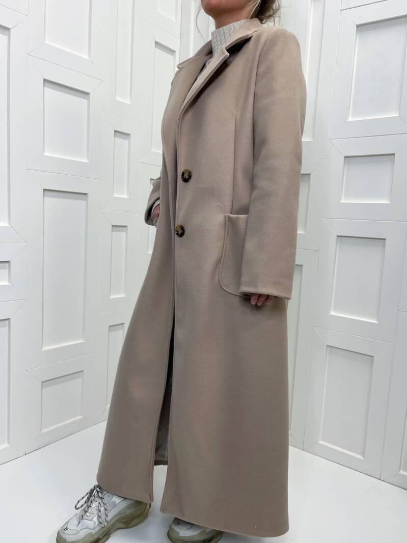 Pretty Beige Trenchcoat