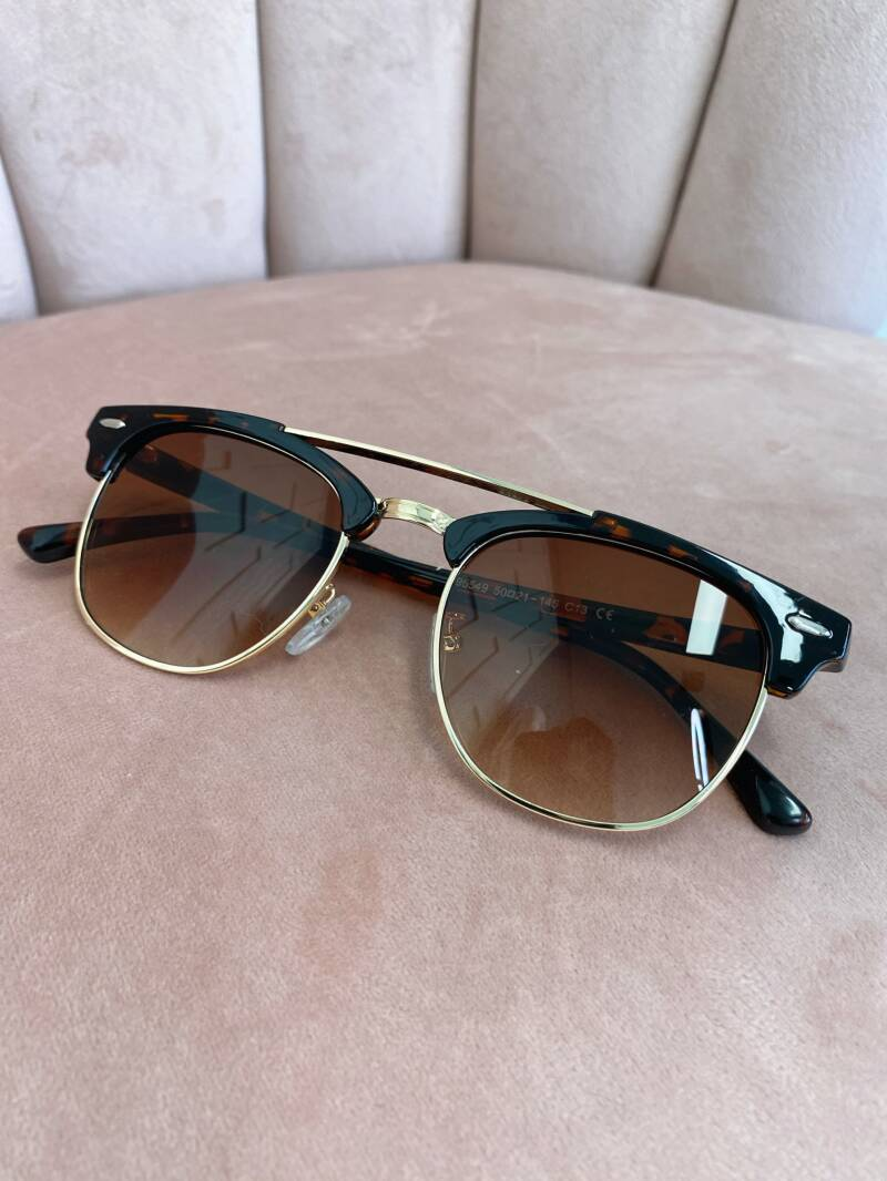 Romy Sunnies Brown