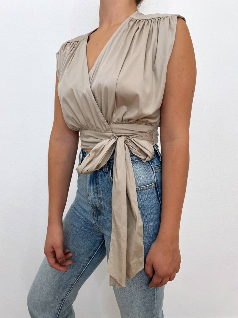 Wanted Blouse Beige