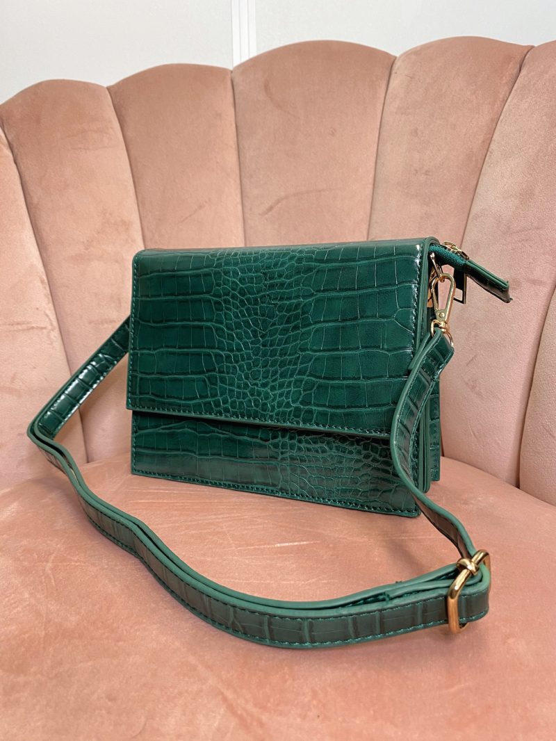Uptown Girl Bag Green