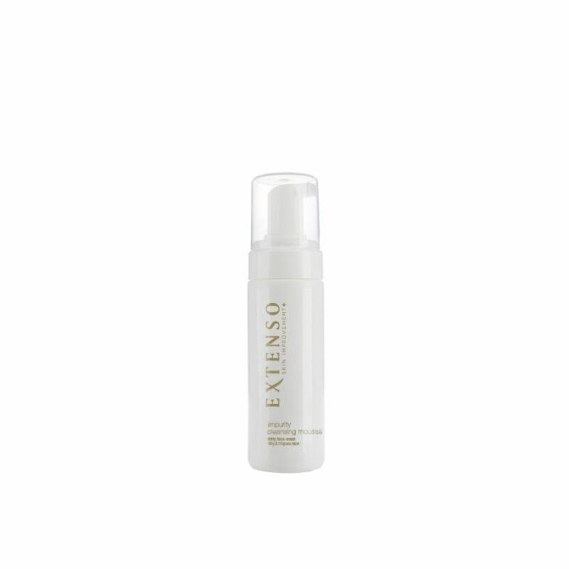 Impurity Cleansing Mousse 150 ml Comedonen ( mee-eters)