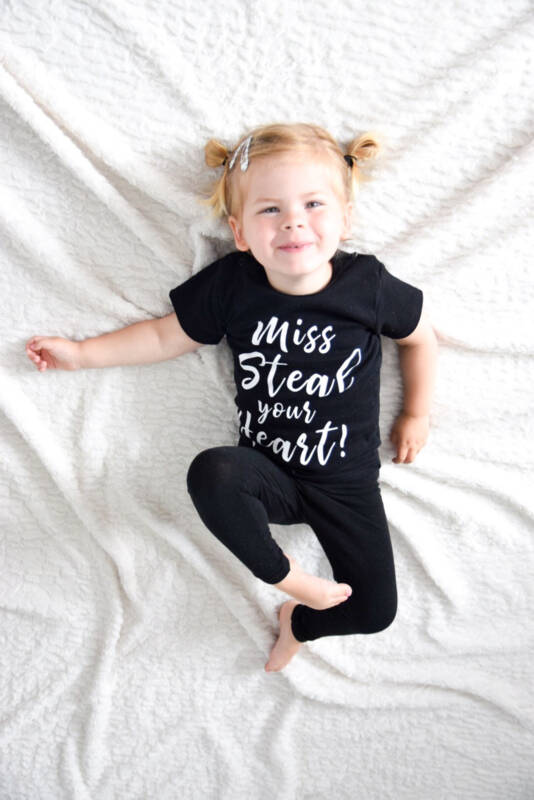 Miss Steal your heart T-shirt