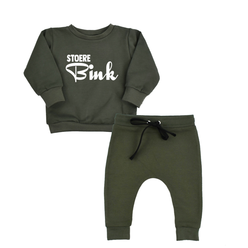 R REBELS Soft Sweater pak - Stoere Bink - 2 delig