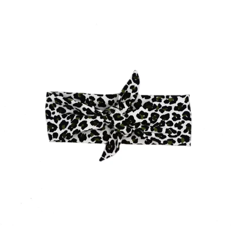 R rebels Haarband - Party Leopard