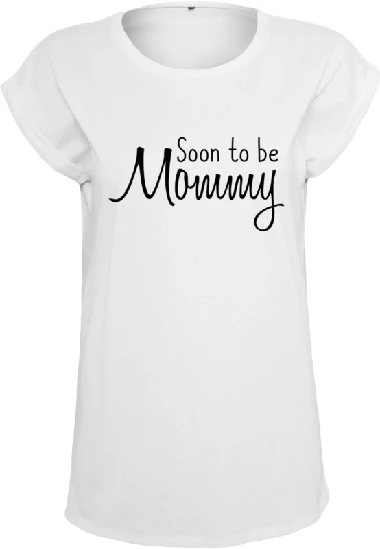 R rebels Dames Shirt - Soon to be Mommy