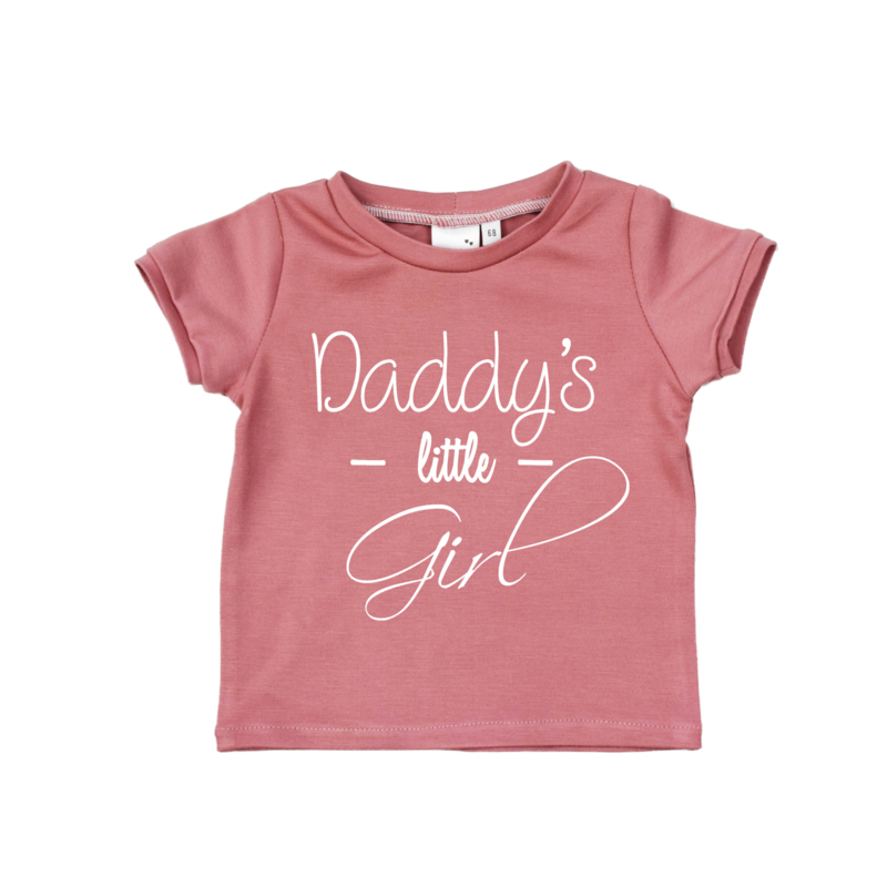 R-rebels Shirt - Pastel Shades - Daddy's little Girl