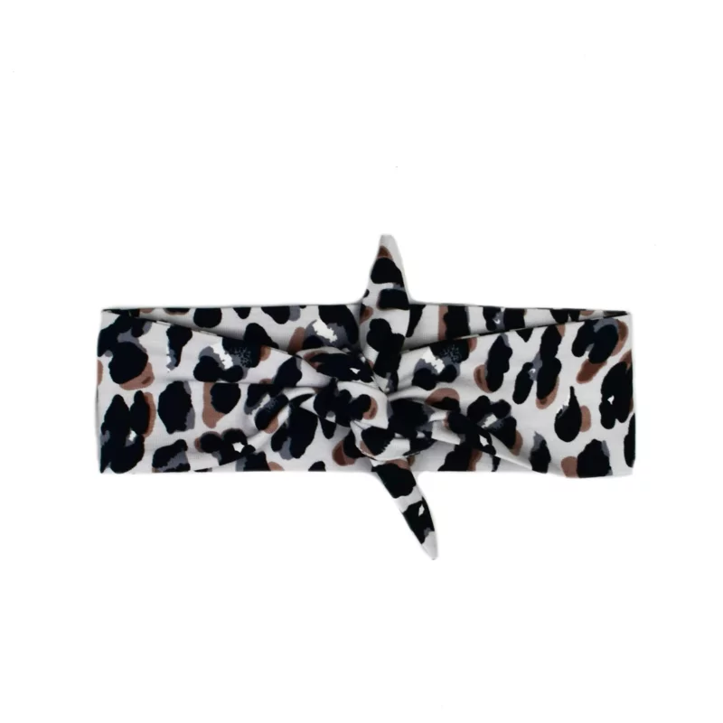 r rebels Haarband - Summer Leopard
