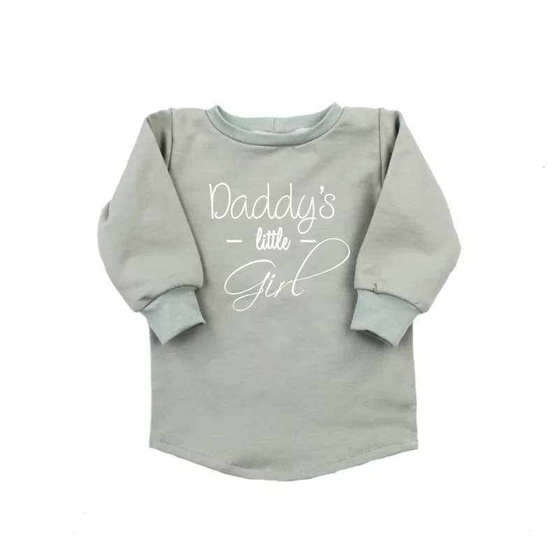 Baggy Sweaterdress   Daddy's Little Girl