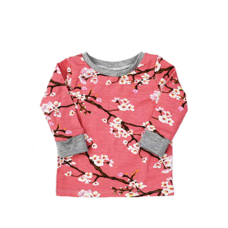 R-rebels Long Sleeve - Cherry Blossom
