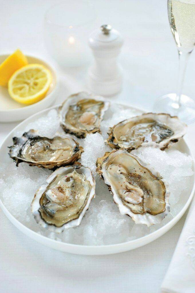 Oysters from Zeeland by fq - per 2 pieces