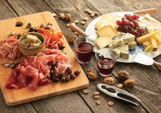 Aperitif box by fq - for 2 people