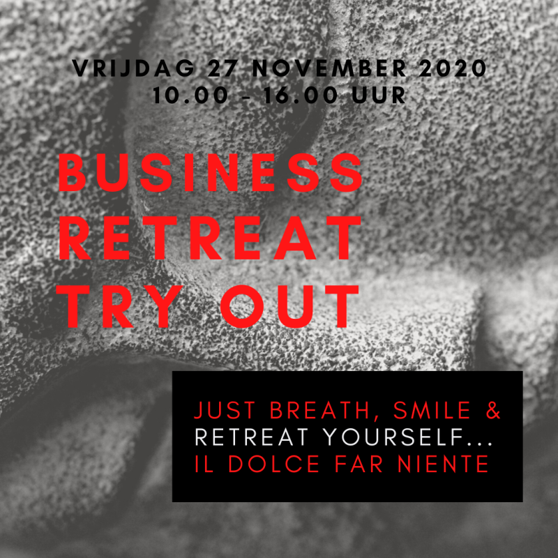 Business Retreat Try Out