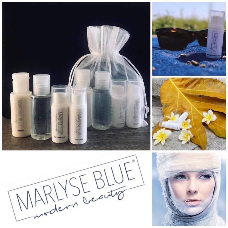 Marlyse Blue Travel Size Producten