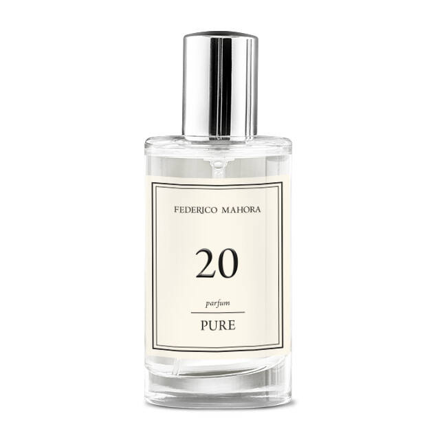 20 Pure Parfum Dames 50ml