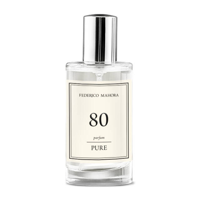 80 Pure Parfum Dames 50ml