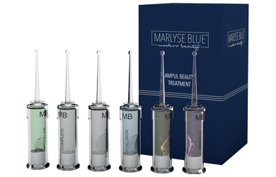 Marlyse Blue Vitamine A Treatment Ampullen (5)