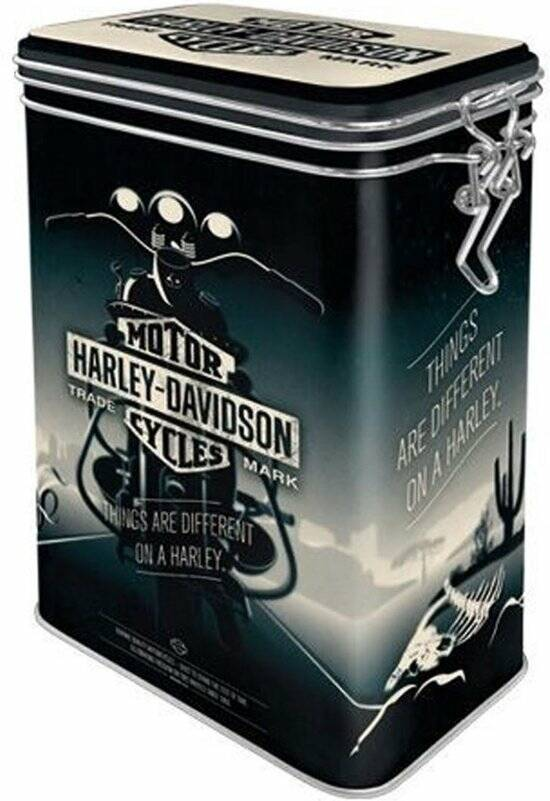 Koffie blik Harley-Davidson Things Are Different