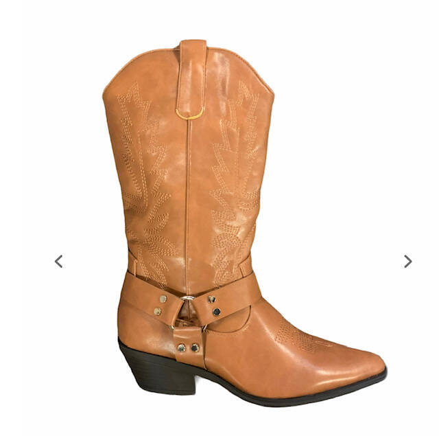 Western Boots Eden Brown