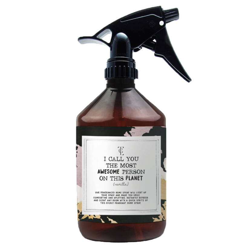 The gift Label  Home spray 500ml